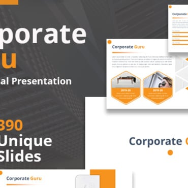 Template PowerPoint #110081