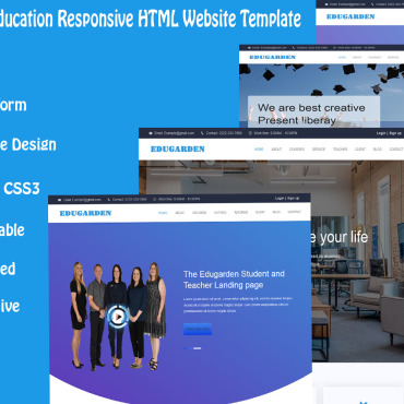 Website Template № 110129