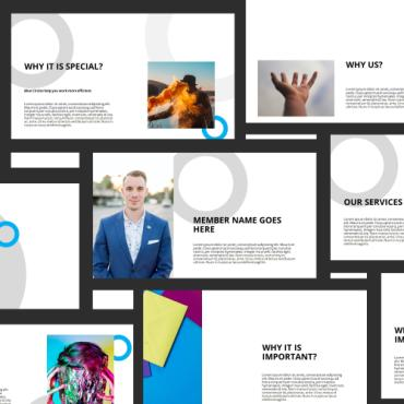 Website Template № 110317