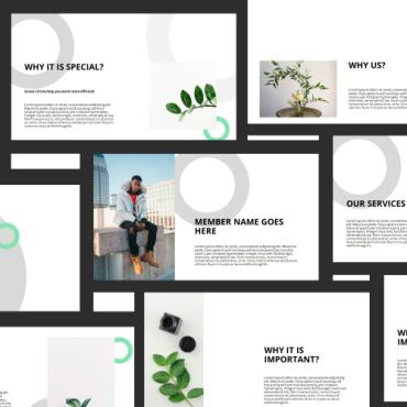 Website Template № 110447