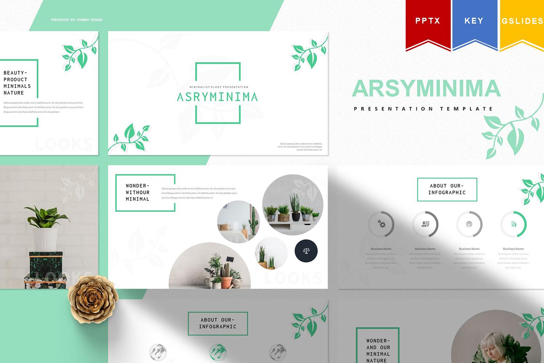 Asryminima | PowerPoint Template