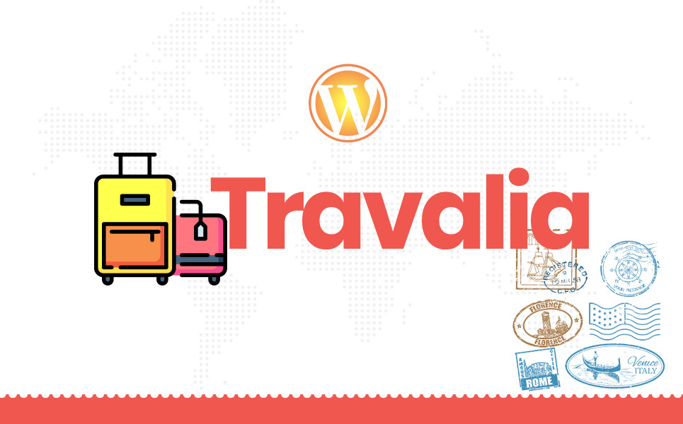 Travalia | Travel and Tourism WordPress Theme