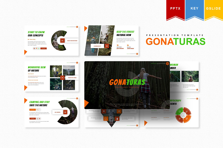 Gonaturas | PowerPoint Template
