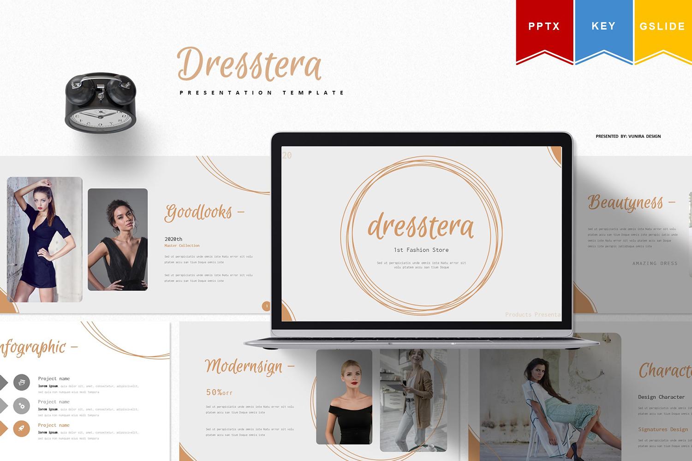 Dresstera | PowerPoint Template