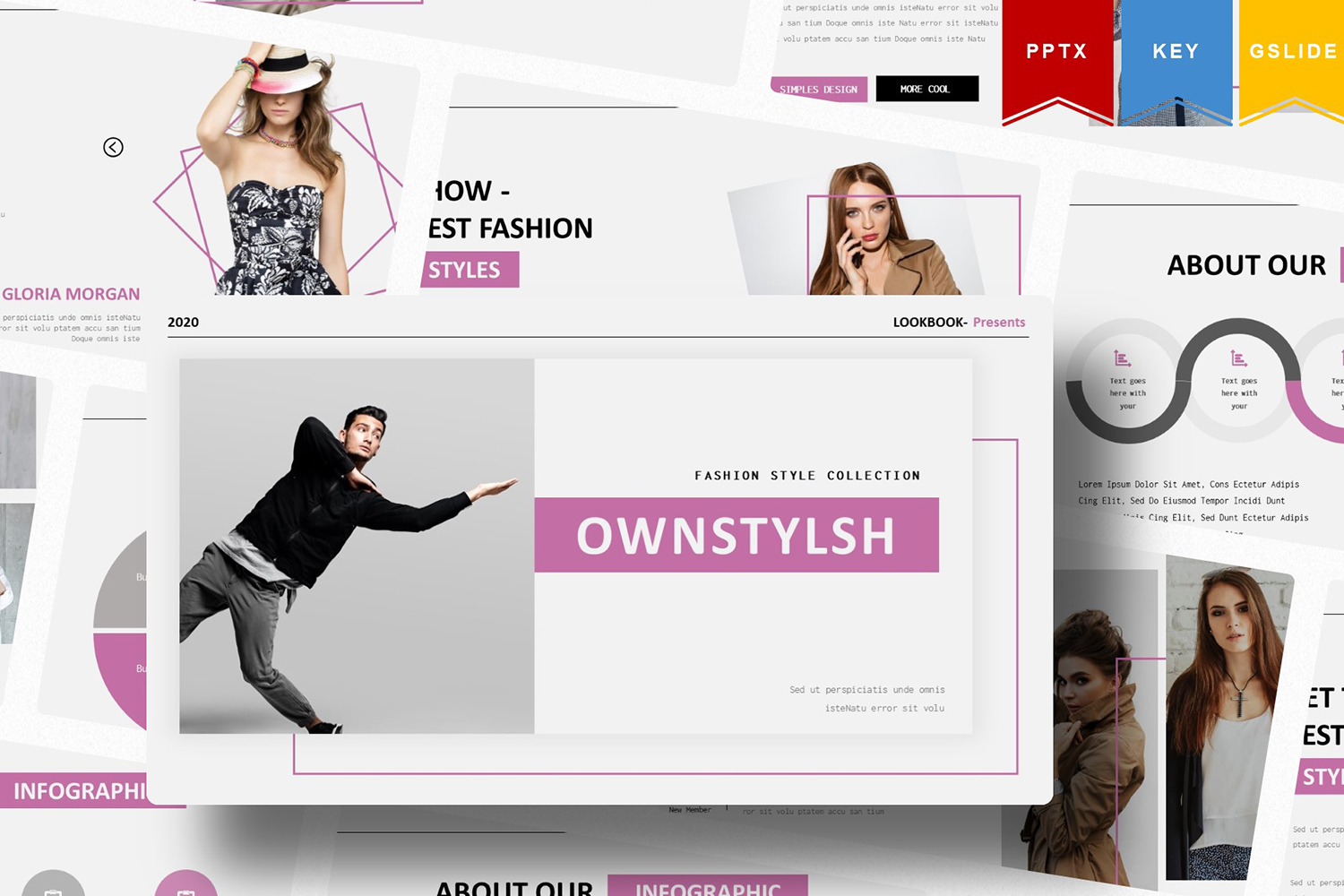 Ownstylsh | PowerPoint Template