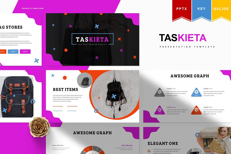 Taskieta | PowerPoint Template