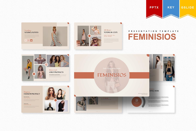 Feminisios | PowerPoint Template