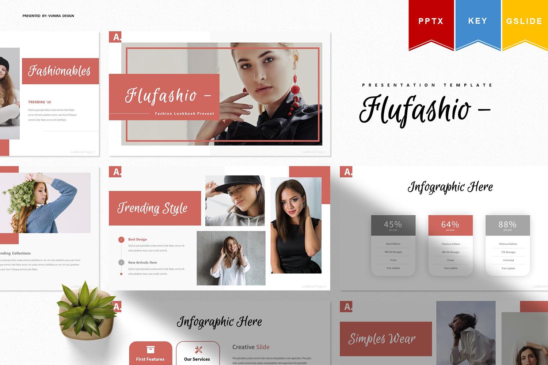 Flufashio | PowerPoint Template