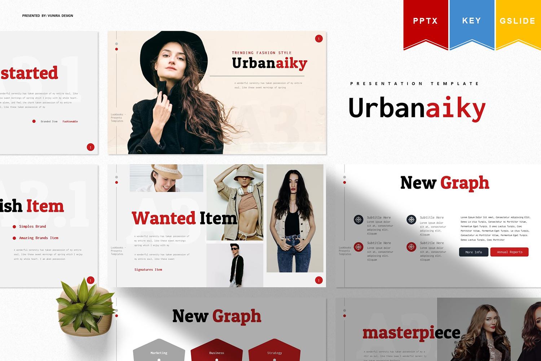 Urbaniky | PowerPoint Template