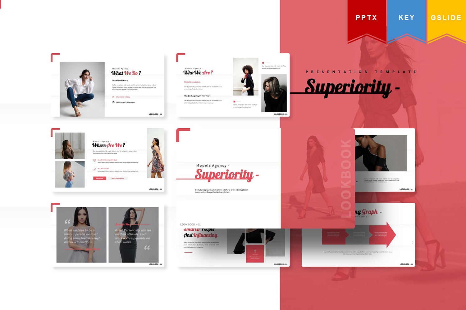 Superioty | PowerPoint Template