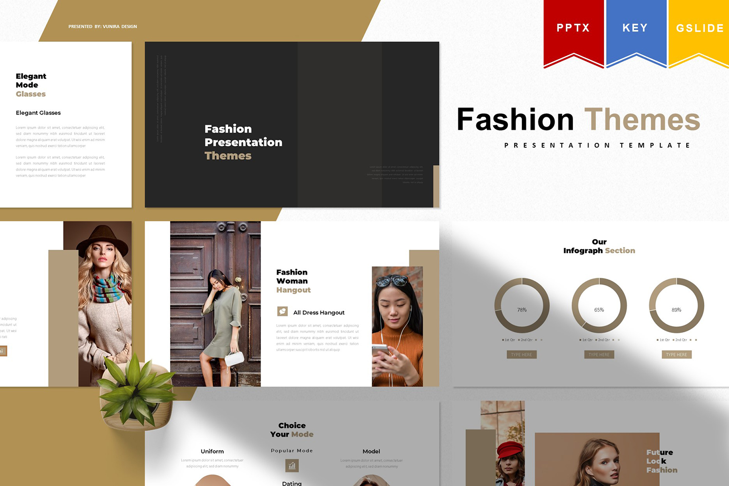 Fashion Themes | PowerPoint Template