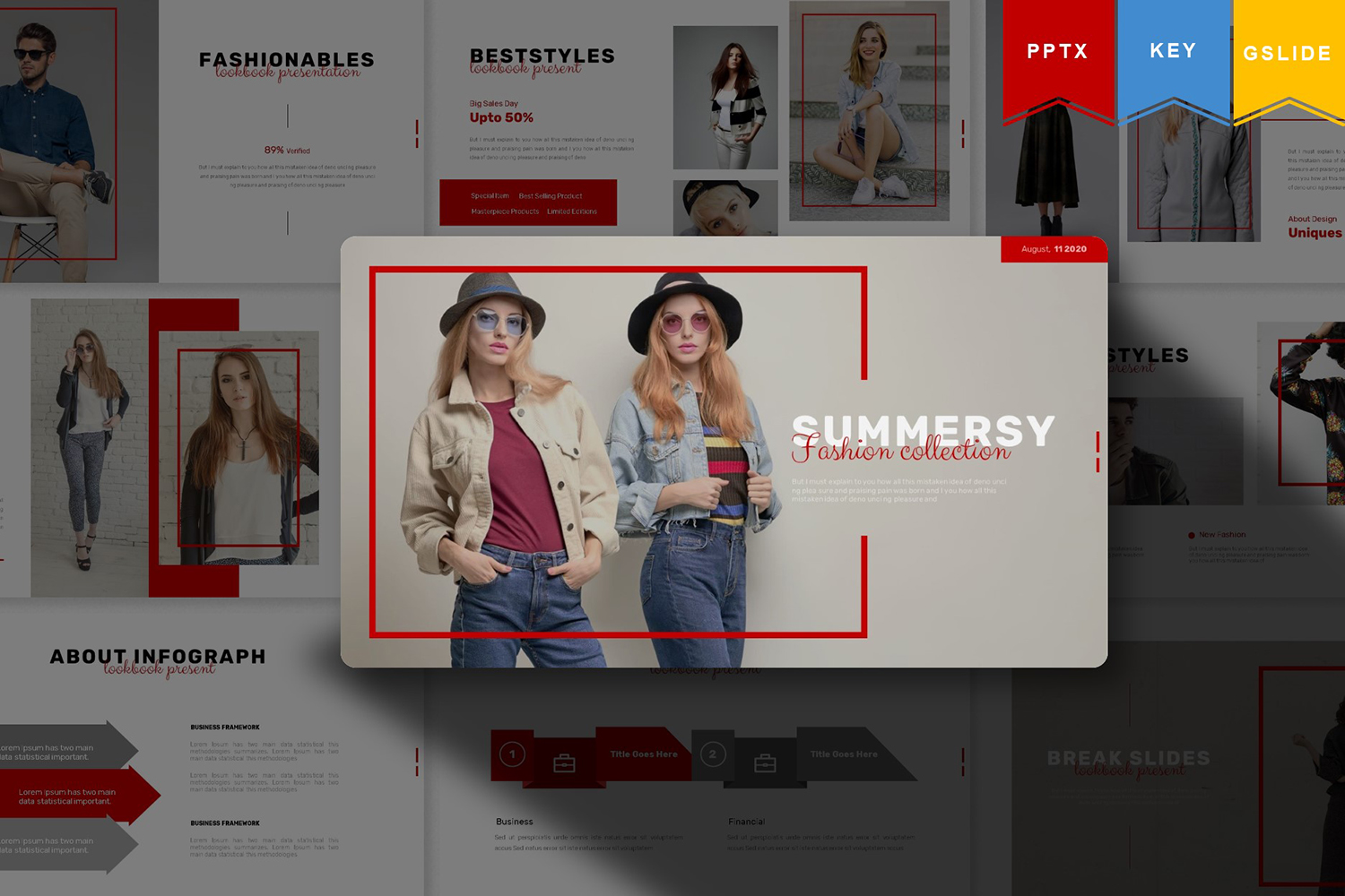 Summersy | PowerPoint Template