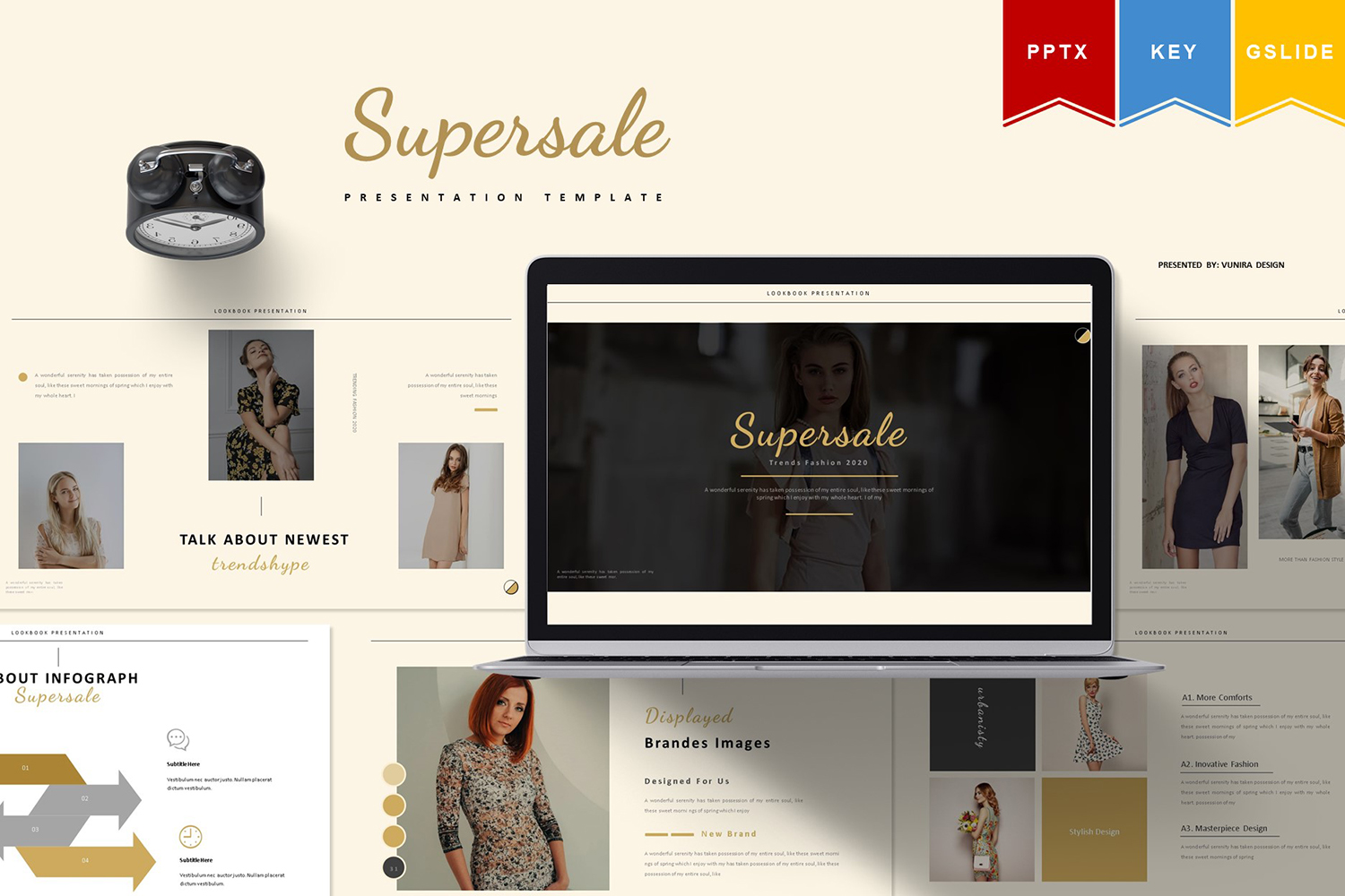 Supersale | PowerPoint Template