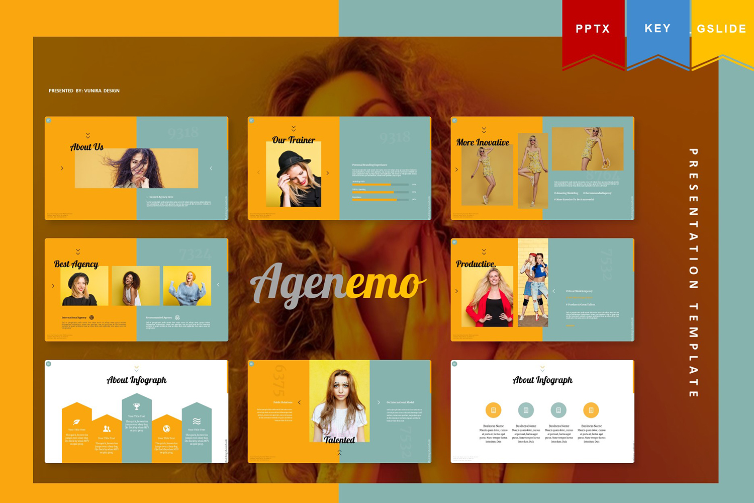 Agenemo | PowerPoint Template