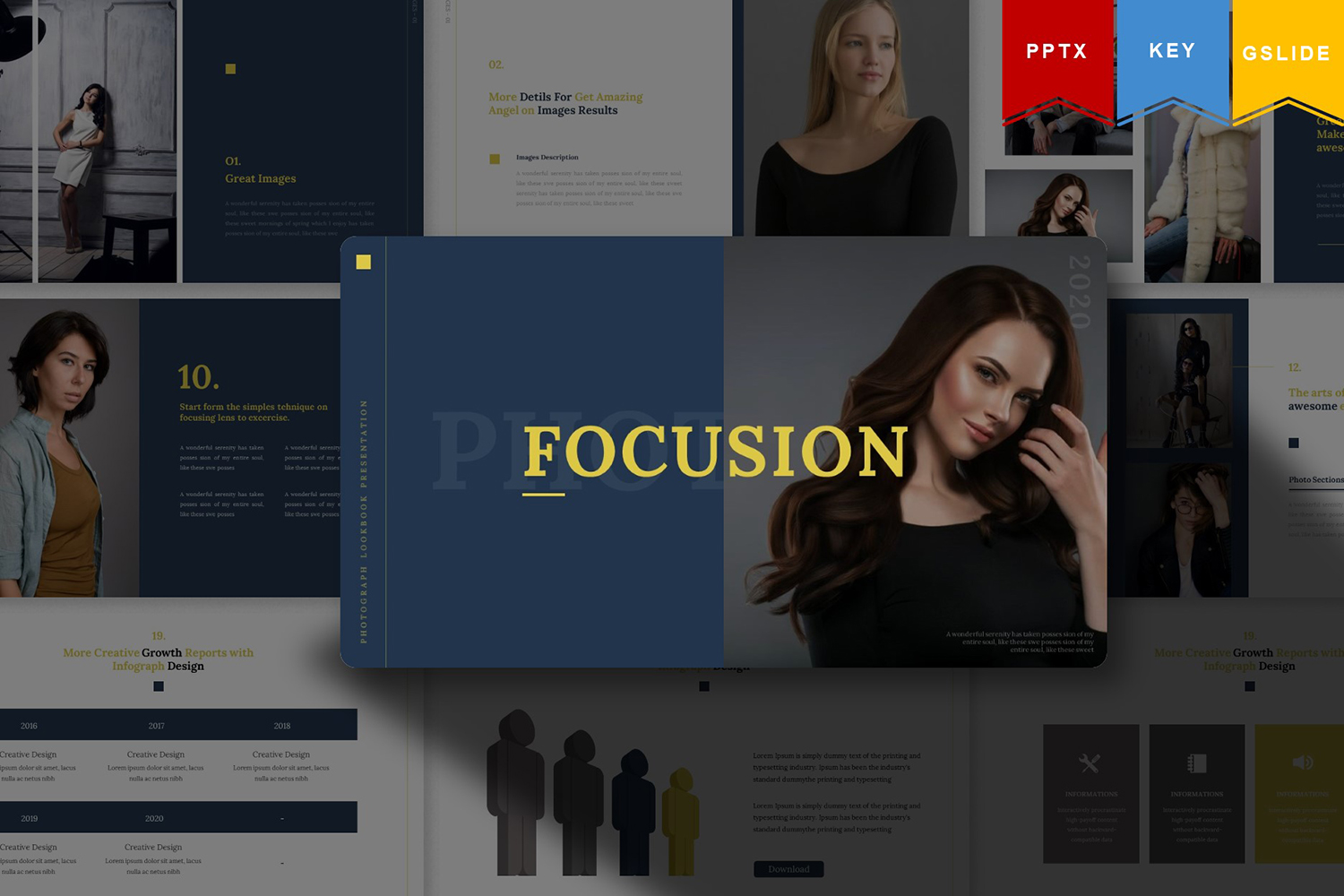Focusion | PowerPoint Template