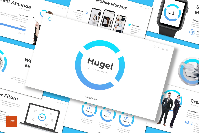 Hugel PowerPoint Template