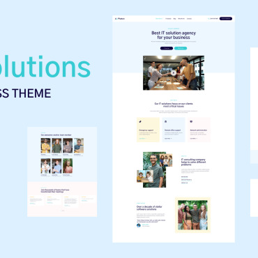 Website Template № 111923