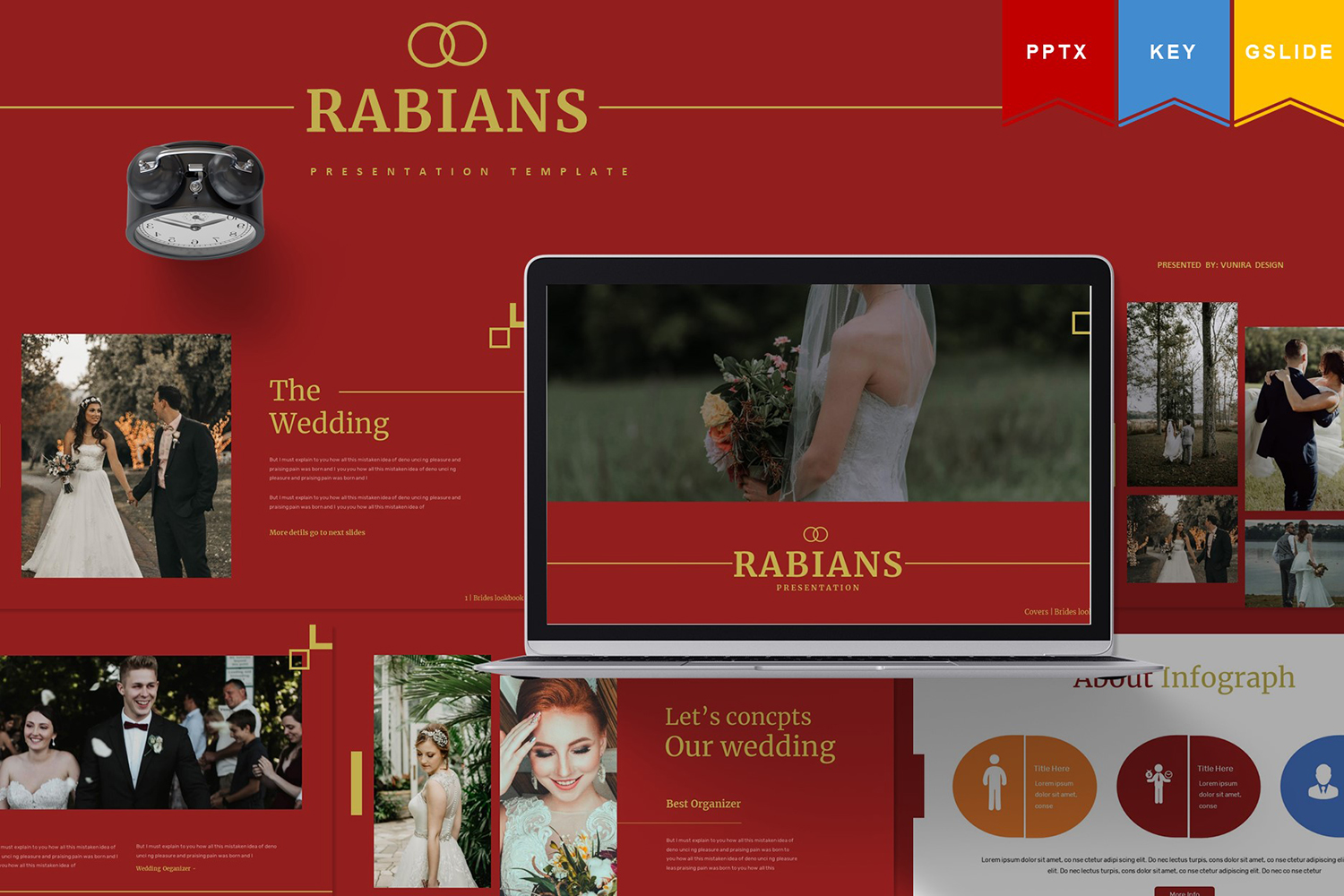 Rabians | PowerPoint Template