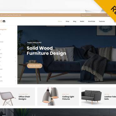 Template WooCommerce #112013