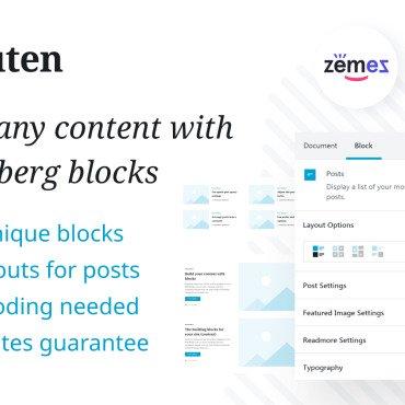 Template Afaceri WordPress Plugins #112019