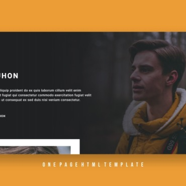 Website Template № 112218