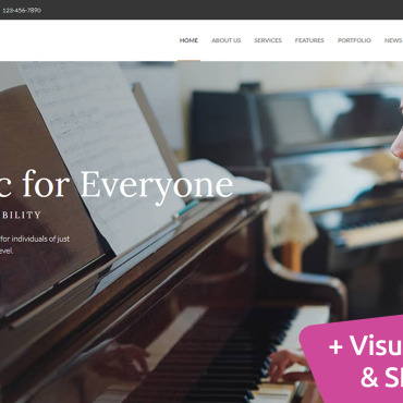 Website Template № 112367
