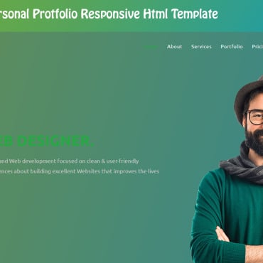 Website Template № 113111