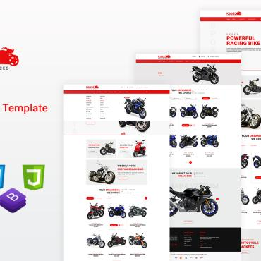 Template Transport HTML, JS şi CSS #113114