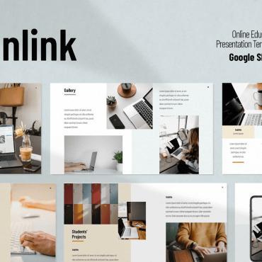 Template Afaceri Google Slides #113307
