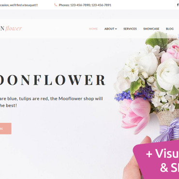 Website Template № 113319