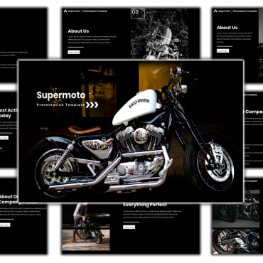 Website Template № 113447