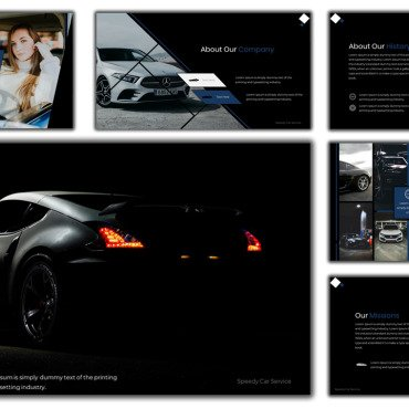 Website Template № 113450