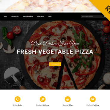 Website Template № 113519
