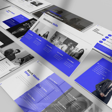 Website Template № 114100