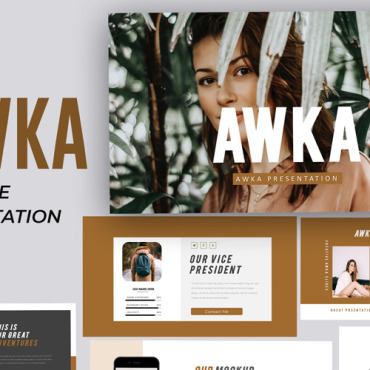 Website Template № 114103