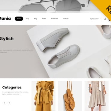 Template Modă WooCommerce #114299