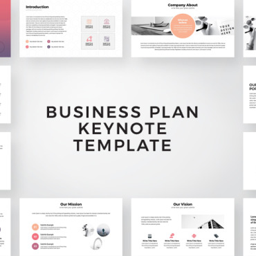 Template Keynote Templates #114487