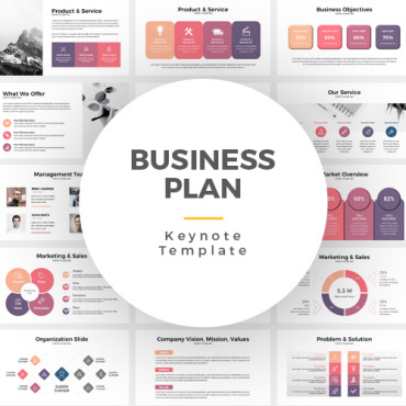 Template Keynote Templates #114488