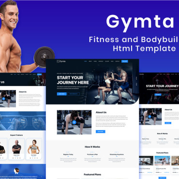Website Template № 114544
