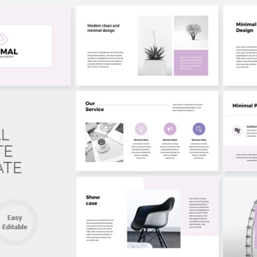 Template Keynote Templates #114727