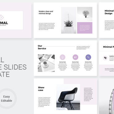 Template Google Slides #114731