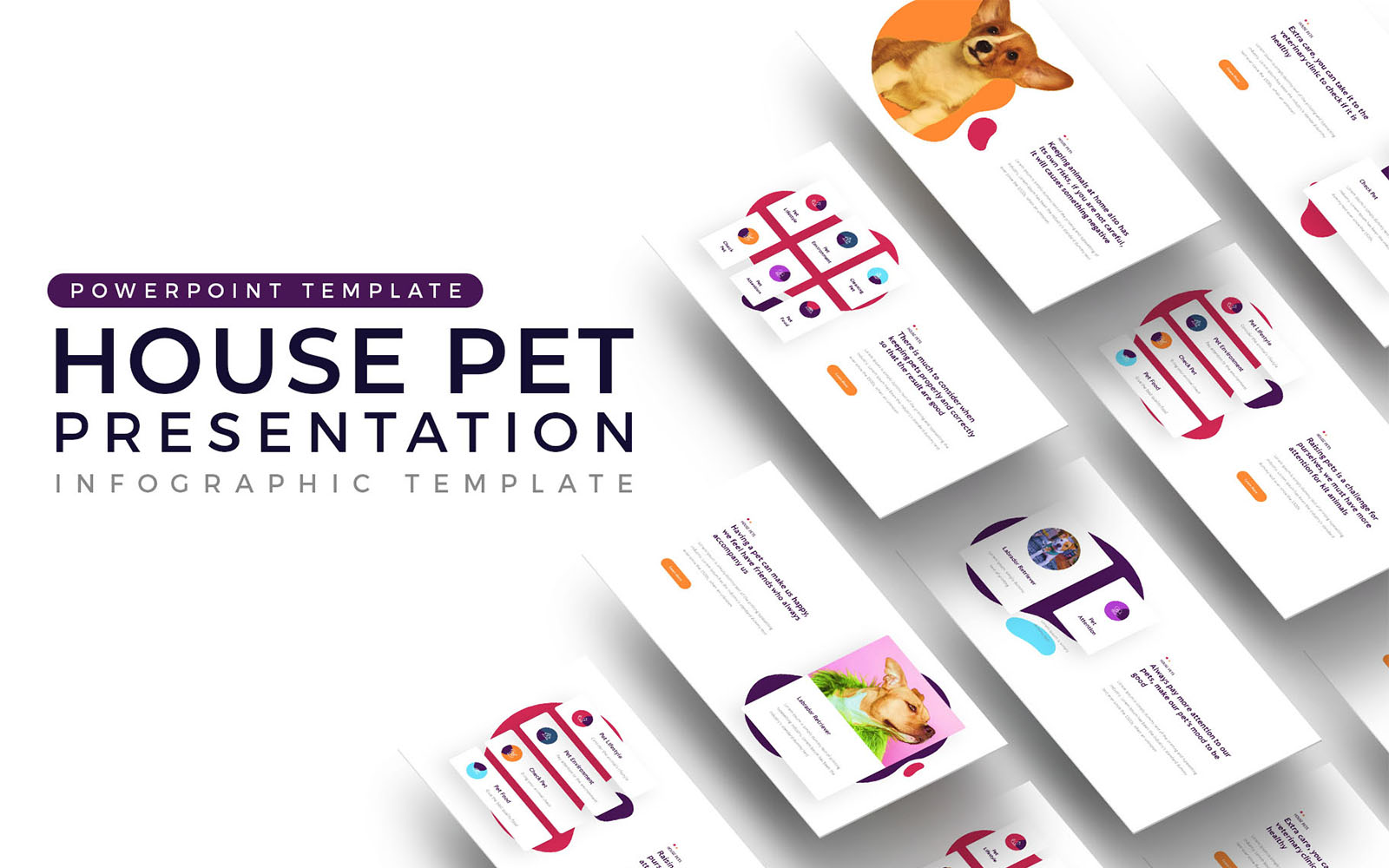 House Pet Presentation PowerPoint Template