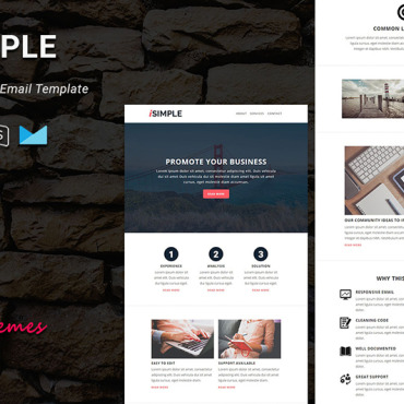 Template Newsletter #115071