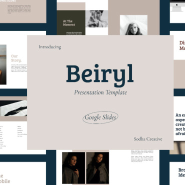 Template Google Slides #115214