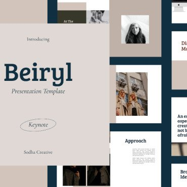 Template Keynote Templates #115215