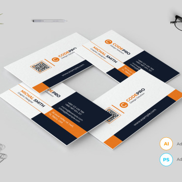 Template Identité d'entreprise #115774