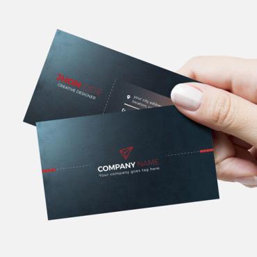 Template Identité d'entreprise #115776