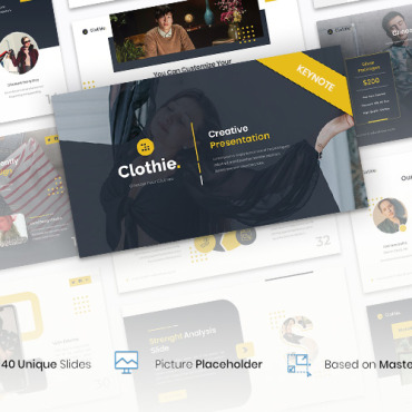 Template Keynote Templates #115785