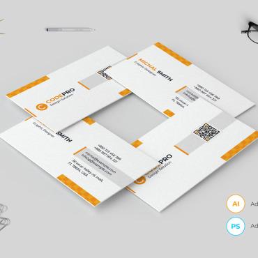 Template Identité d'entreprise #115922