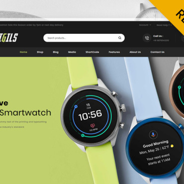 Template WooCommerce #115961